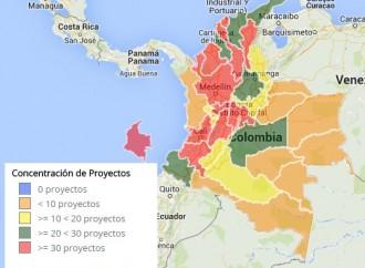 Más de 700 Proyectos actualizados en la Plataforma Estratégica de Proyectos AFE y compartidos con el Mapa Social del Gobierno