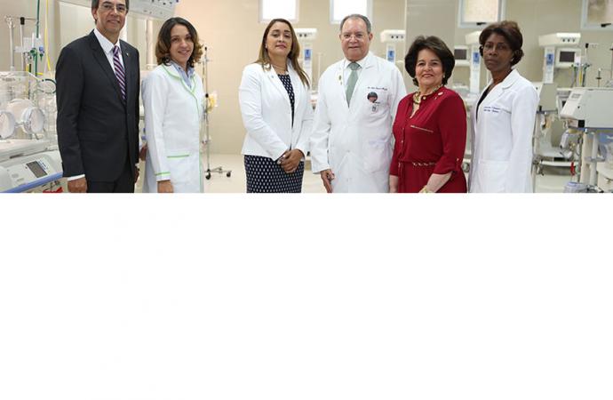 Fundación Popular y Maternidad de La Altagracia mejoran monitoreo de signos vitales de madres y neonatos