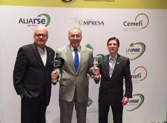 La Unidad Agroindustrial de Nobis recibió dos premios internacionales por su RSE