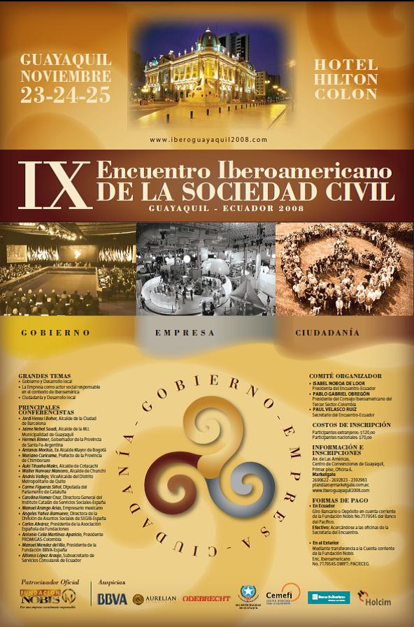 Afiche IX Encuentro