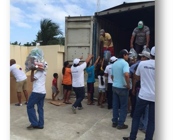 The Nobis Foundation presente en Ecuador